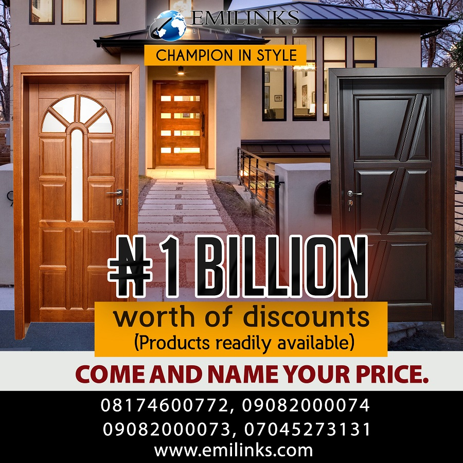Emilinks N1 Billion Promo (1st Image)